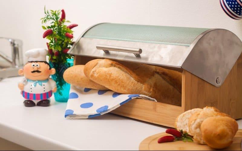Brot lagern